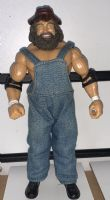 WWE Classic Superstars Series 4: Hillbilly Jim - Complete Loose Action Figure